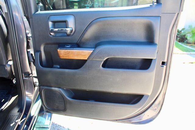 2016 Chevrolet Silverado 3500HD LTZ Crew Cab 4x4 6.6L Duramax Diesel Allison Auto Sealy, Texas 46