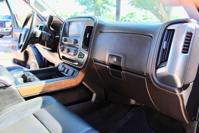 2016 Chevrolet Silverado 3500HD LTZ Crew Cab 4x4 6.6L Duramax Diesel Allison Auto Sealy, Texas 47