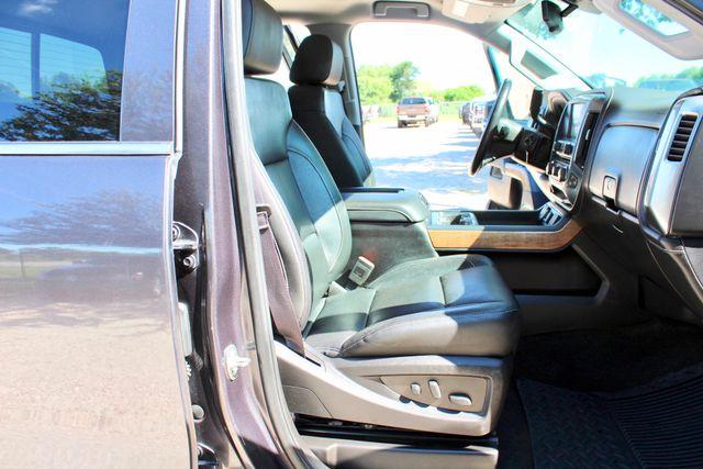 2016 Chevrolet Silverado 3500HD LTZ Crew Cab 4x4 6.6L Duramax Diesel Allison Auto Sealy, Texas 48