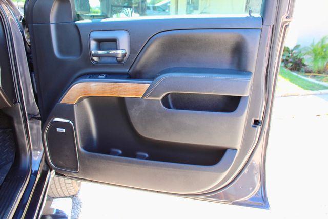 2016 Chevrolet Silverado 3500HD LTZ Crew Cab 4x4 6.6L Duramax Diesel Allison Auto Sealy, Texas 51