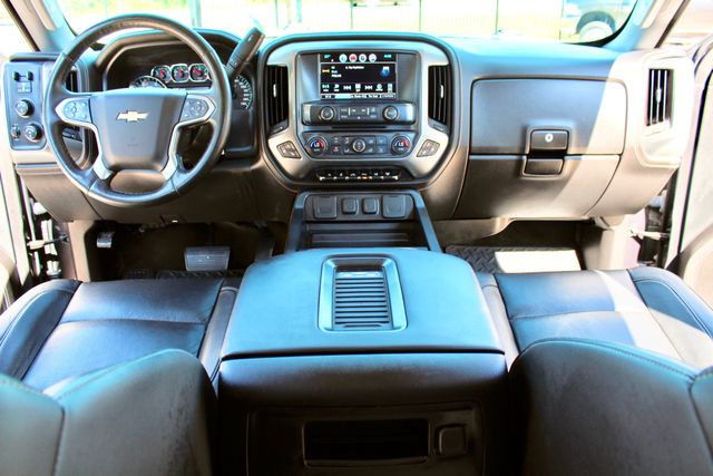 2016 Chevrolet Silverado 3500HD LTZ Crew Cab 4x4 6.6L Duramax Diesel Allison Auto Sealy, Texas 53