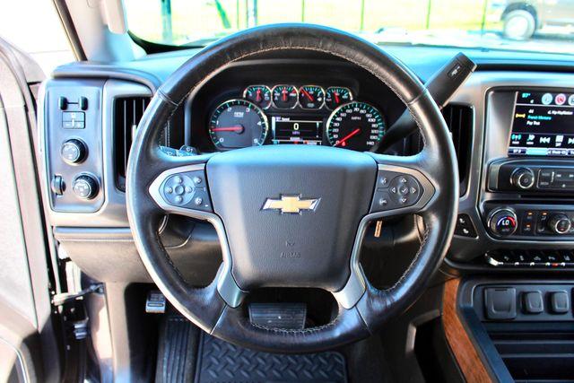 2016 Chevrolet Silverado 3500HD LTZ Crew Cab 4x4 6.6L Duramax Diesel Allison Auto Sealy, Texas 54