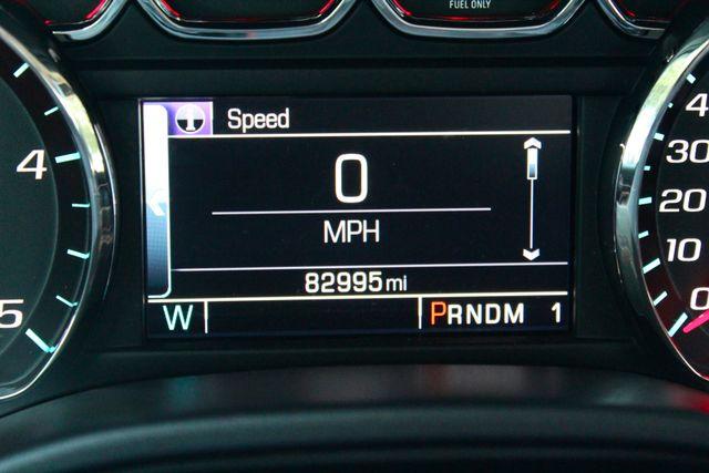 2016 Chevrolet Silverado 3500HD LTZ Crew Cab 4x4 6.6L Duramax Diesel Allison Auto Sealy, Texas 58