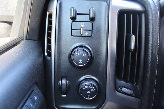 2016 Chevrolet Silverado 3500HD LTZ Crew Cab 4x4 6.6L Duramax Diesel Allison Auto Sealy, Texas 61