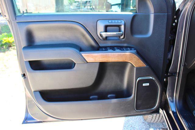 2016 Chevrolet Silverado 3500HD LTZ Crew Cab 4x4 6.6L Duramax Diesel Allison Auto Sealy, Texas 38