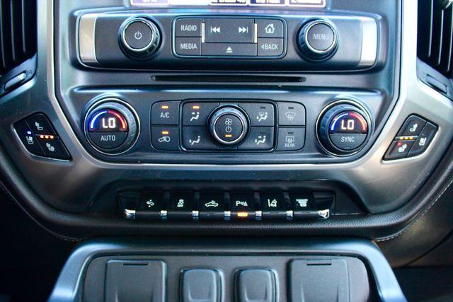 2016 Chevrolet Silverado 3500HD LTZ Crew Cab 4x4 6.6L Duramax Diesel Allison Auto Sealy, Texas 76