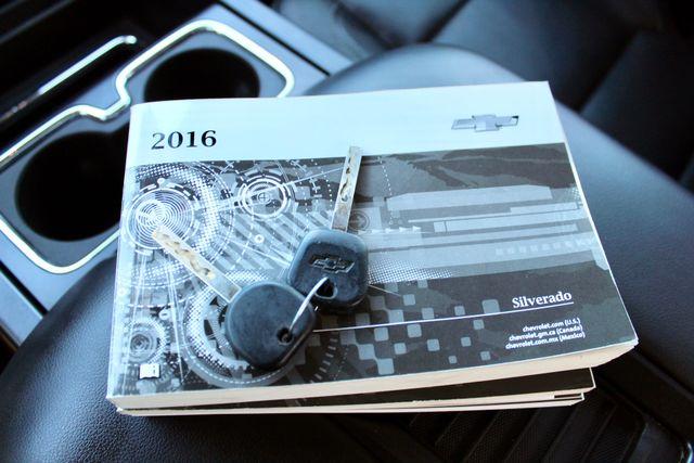 2016 Chevrolet Silverado 3500HD LTZ Crew Cab 4x4 6.6L Duramax Diesel Allison Auto Sealy, Texas 78