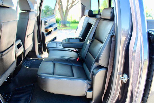 2016 Chevrolet Silverado 3500HD LTZ Crew Cab 4x4 6.6L Duramax Diesel Allison Auto Sealy, Texas 40