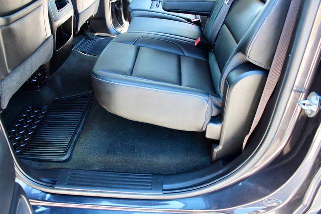 2016 Chevrolet Silverado 3500HD LTZ Crew Cab 4x4 6.6L Duramax Diesel Allison Auto Sealy, Texas 41