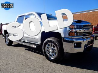 2016 Chevrolet Silverado 3500HD LTZ Madison, NC