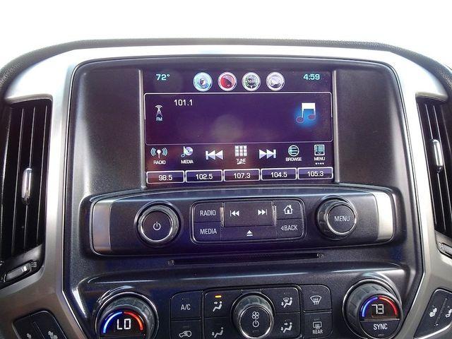 2016 Chevrolet Silverado 3500HD LTZ Madison, NC 26