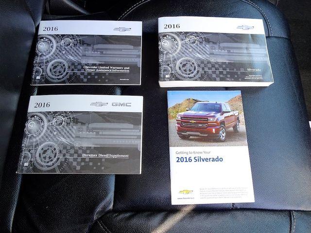 2016 Chevrolet Silverado 3500HD LTZ Madison, NC 53