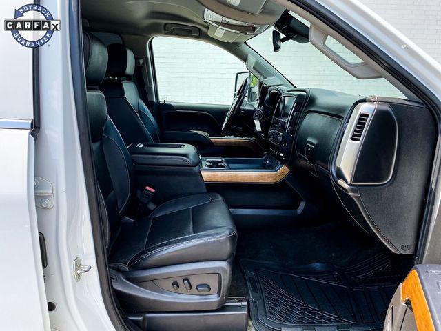 2016 Chevrolet Silverado 3500HD LTZ Madison, NC 13