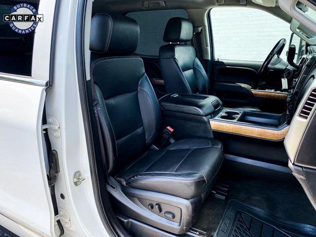 2016 Chevrolet Silverado 3500HD LTZ Madison, NC 14