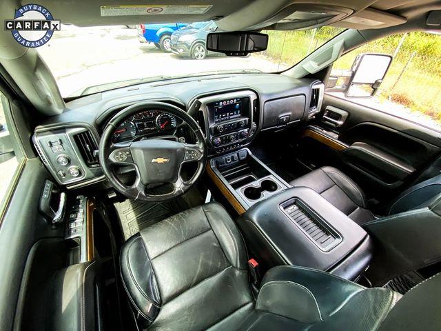 2016 Chevrolet Silverado 3500HD LTZ Madison, NC 25
