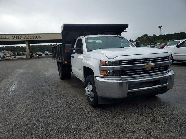 2016 Chevrolet Silverado 3500HD Work Truck Madison, NC 0