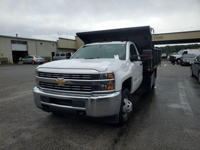 2016 Chevrolet Silverado 3500HD Work Truck Madison, NC 2