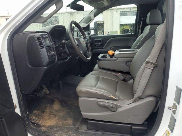 2016 Chevrolet Silverado 3500HD Work Truck Madison, NC 3