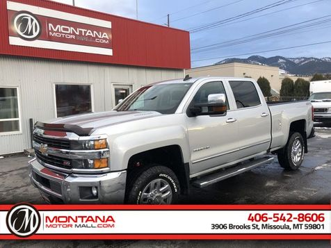 2016 Chevrolet Silverado 3500HD LTZ in