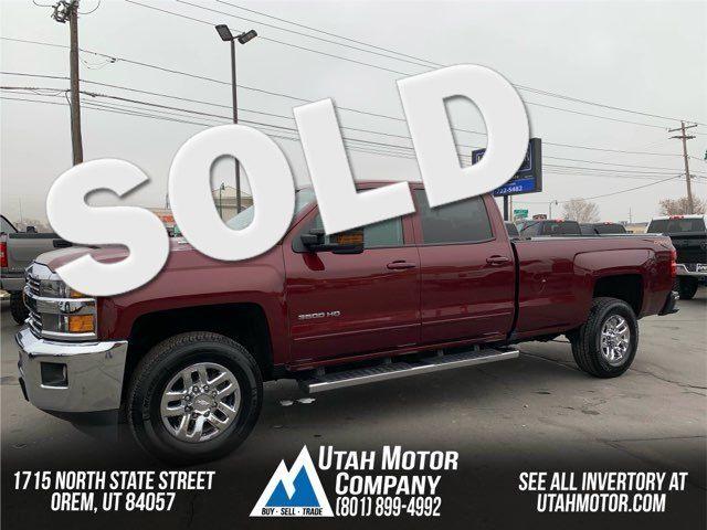 2016 Chevrolet Silverado 3500HD LT | Orem, Utah | Utah Motor Company in  Utah