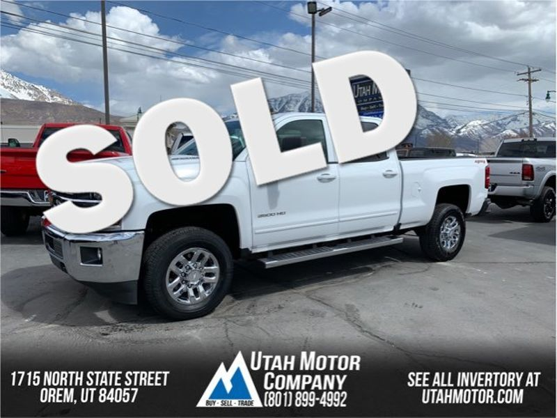 2016 Chevrolet Silverado 3500HD LT | Orem, Utah | Utah Motor Company in Orem Utah