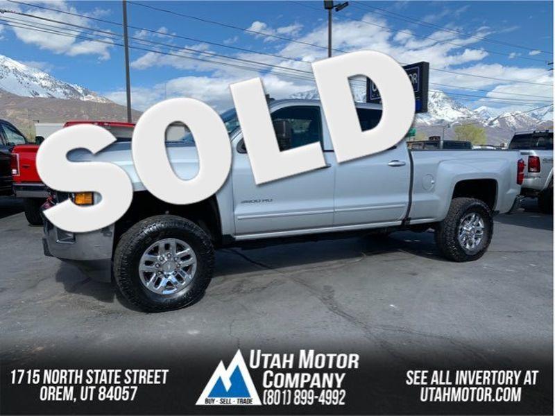 2016 Chevrolet Silverado 3500hd Lt Orem Utah Motor Company