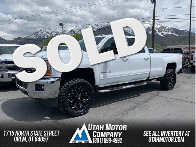 2016 Chevrolet Silverado 3500HD LT   Orem, Utah   Utah Motor Company in  Utah