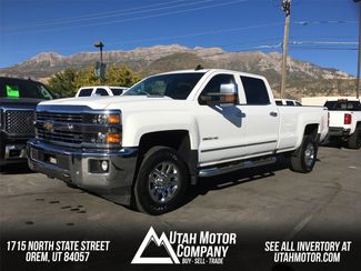 2016 Chevrolet Silverado 3500HD LTZ in , Utah 84057