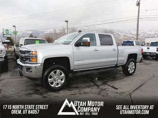 2016 Chevrolet Silverado 3500HD LTZ in Orem, Utah 84057