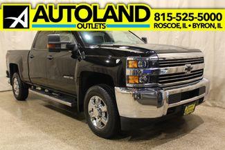 2016 Chevrolet Silverado 3500HD 4x4 Diesel Work Truck in Roscoe, IL 61073