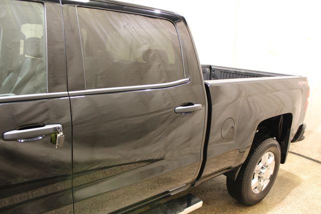 2016 Chevrolet Silverado 3500HD 4x4 Diesel Work Truck in Roscoe IL, 61073