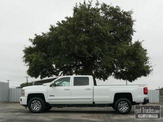 2016 Chevrolet Silverado 3500HD Crew Cab High Country 6.6L Duramax Diesel 4X4 in San Antonio Texas, 78217