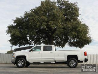 2016 Chevrolet Silverado 3500HD Crew Cab LTZ Z71 6.6L Duramax Turbo Diesel 4X4 in San Antonio, Texas 78217