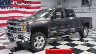 2016 Chevrolet Silverado 3500HD SRW LTZ 4x4 Diesel Deleted Nav Chrome 20s CLEAN in Searcy, AR 72143