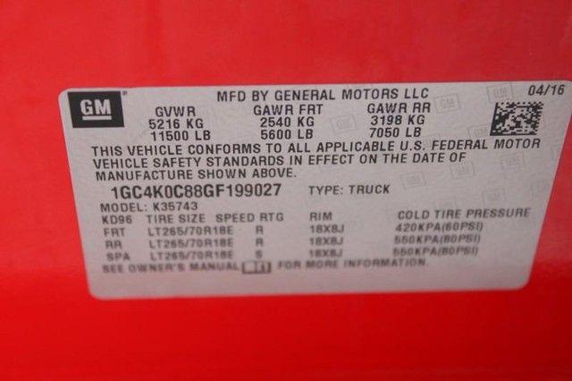 2016 Chevrolet Silverado 3500HD LTZ St. Louis, Missouri 24