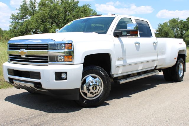 2016 Chevrolet Silverado 3500HD High Country in Temple, TX 76502