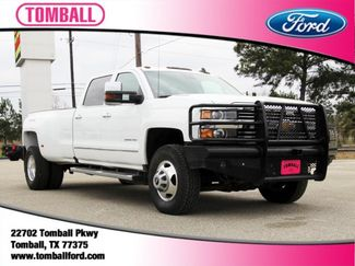 2016 Chevrolet Silverado 3500HD LTZ in Tomball, TX 77375