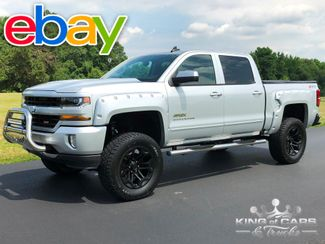 2016 Chevrolet Silverado Apex EDITION 1500 CREW 4X4 Z71 LIFTED 49K MILE MINT in Woodbury, New Jersey 08096