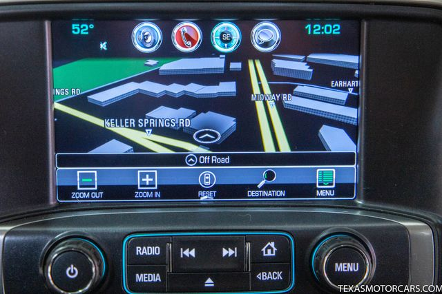 2016 Chevrolet Silverado SRW 2500HD LTZ 4x4 in Addison, Texas 75001