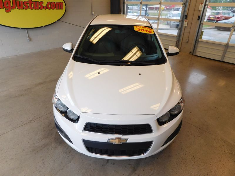 2016 Chevrolet Sonic LS  city TN  Doug Justus Auto Center Inc  in Airport Motor Mile ( Metro Knoxville ), TN