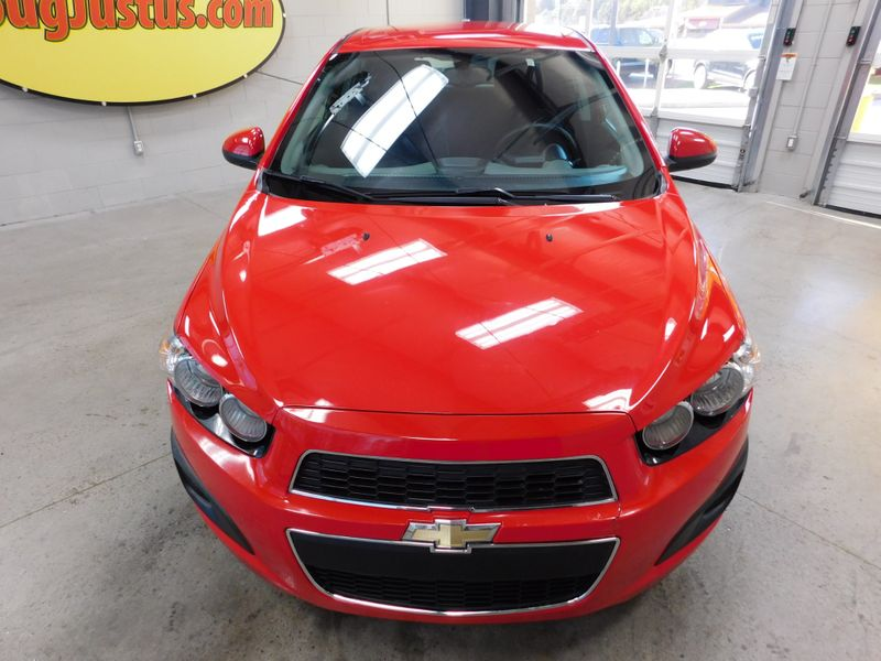 2016 Chevrolet Sonic LT  city TN  Doug Justus Auto Center Inc  in Airport Motor Mile ( Metro Knoxville ), TN