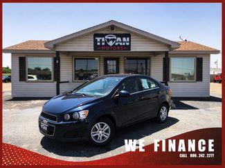 2016 Chevrolet Sonic LT in Amarillo, TX 79110