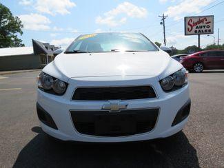 2016 Chevrolet Sonic LS Batesville, Mississippi 8