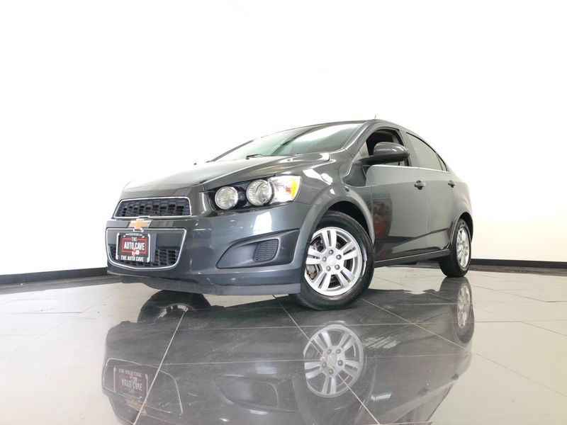 2016 Chevrolet Sonic *Easy Payment Options* | The Auto Cave in Dallas