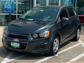 2016 Chevrolet Sonic LS in Dallas, TX 75237
