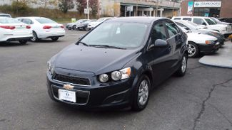 2016 Chevrolet Sonic LT in East Haven CT, 06512