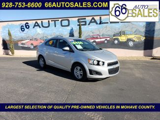 2016 Chevrolet Sonic LT in Kingman, Arizona 86401