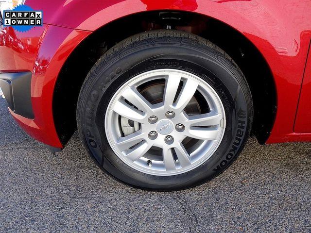 2016 Chevrolet Sonic LT Madison, NC 10