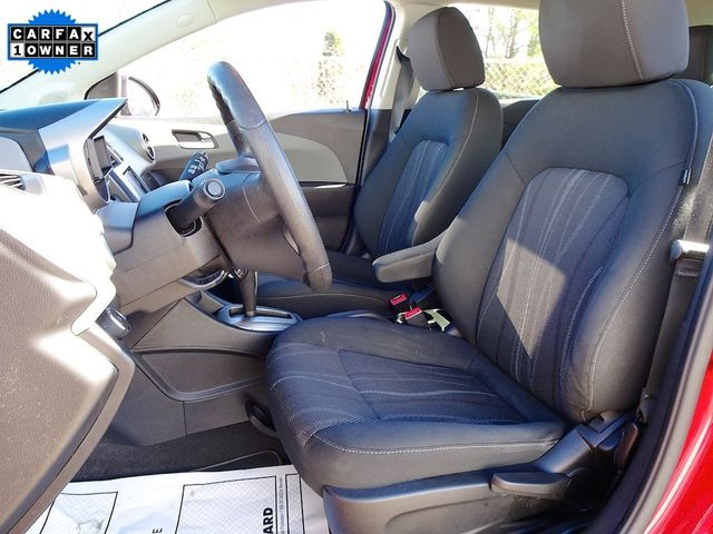 2016 Chevrolet Sonic LT Madison, NC 22