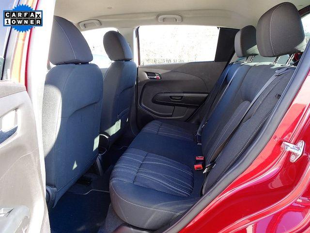 2016 Chevrolet Sonic LT Madison, NC 24